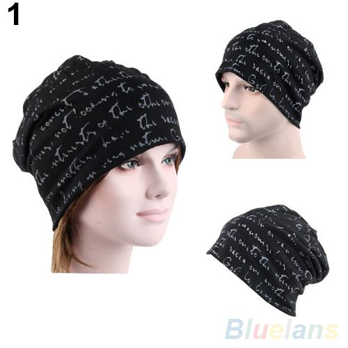 Men s Women s Unisex Hip Hop Warm Winter Cotton Polyester Knit Ski Beanie Skull Cap