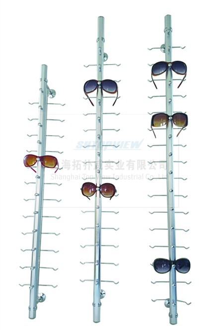 NOC-A-14PC-110CM Reading& Sun Glasses Display Stand Rack Without Lock, Shelf, Eyewear Rod,show Shelf Board