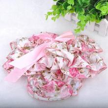 2016 New Baby Ruffle Bloomer PP Pants Kids Girl Skirt Diaper Cover Culotte Pant Skirt Free Shipping XMPJ148(China (Mainland))