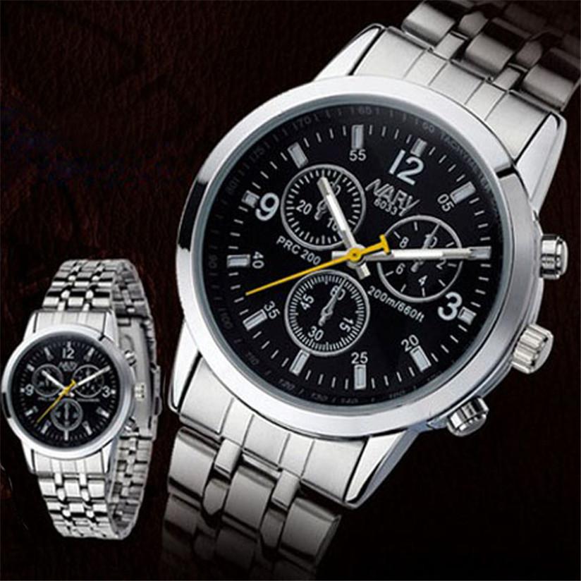 Hot Marketing 1PC Luxury Waterproof Stainless Steel Quartz Women Wrist Watch Jewelry Jun23(China (Mainland))