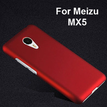 Meizu MX5 case,Dimick Frosted series hard PC back cover case for Meizu MX5 Free shipping