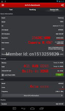 9 7 inch 8 core Octa Cores 2560X1600 IPS DDR 4GB ram 32GB 8 0MP 3G