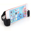 Universal Car Desktop Stand Mount Thumb Hand Holder For ipad iPhone6 5S Samsung HUAWEI Cell Phone