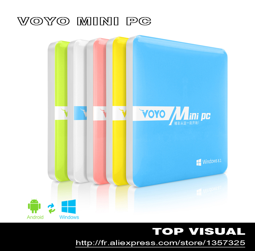 Free Shipping!VOYO MINI PC With 2 GB RAM 32 GB ROM,Own Different Tablet Pc Feeling,Connect LCD,Mouse,Keyboard,Have A Pc In Hand(China (Mainland))