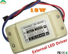 Selling External 300MA 10W 11W 12W 15W 18W Led Driver Adapter High Quality Power Supply Transformer E27 Bulb Spotlight 110V 220V(China (Mainland))
