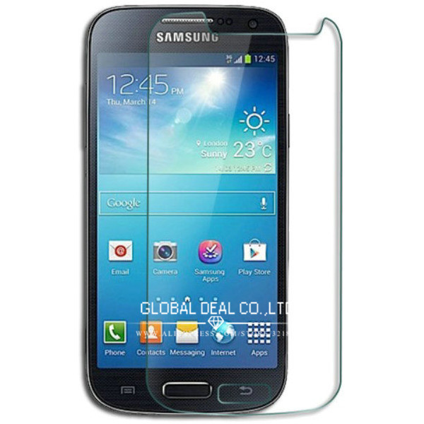 Premium Tempered Glass Screen Protector Protective Film For samsung Galaxy s4 mini I9190 Without Retail Package