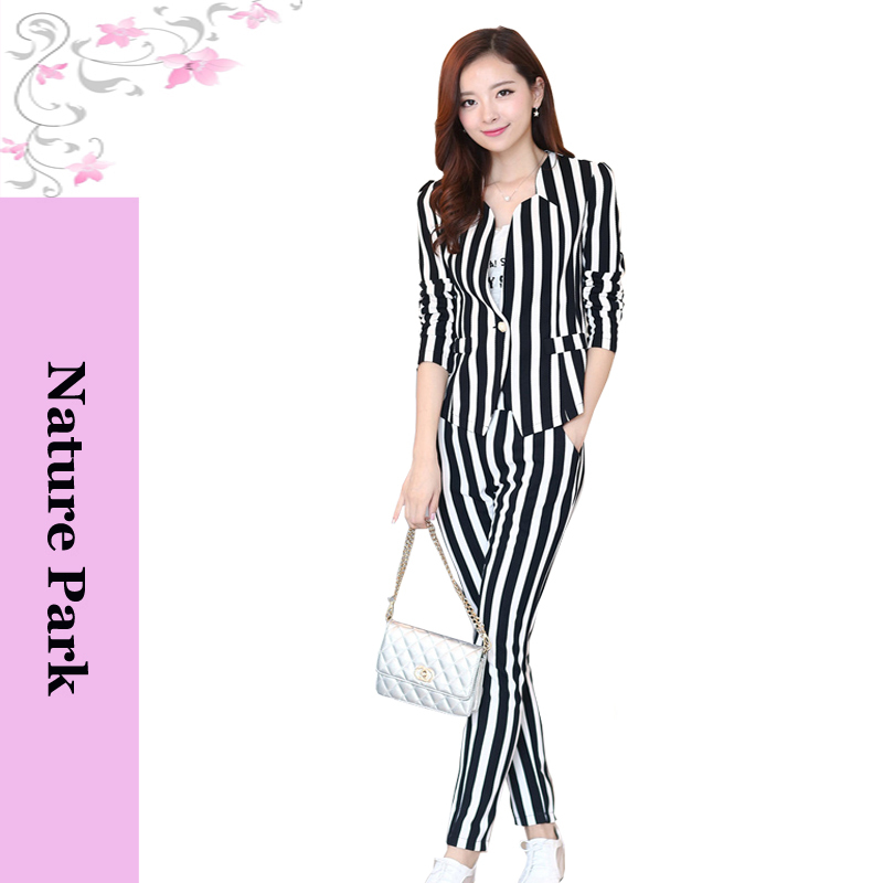 2014 hot sale fashion women business suits formal office