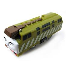 T0205 Diesel 10 Electric Thomas and friend  Trackmaster engine Motorized train Chinldren child kids plastic toysgift no carriage(China (Mainland))