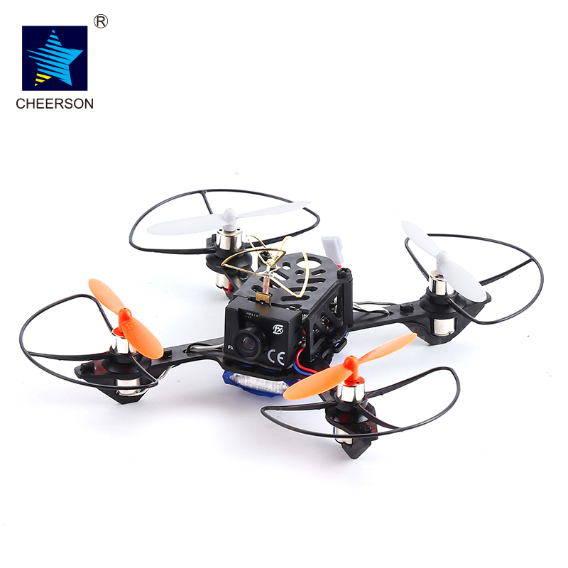 Cheerson Tiny100 4 Axes Drones DIY Assembly Headless Drone Removable Profession DIY Aircraft Helicopter(China (Mainland))