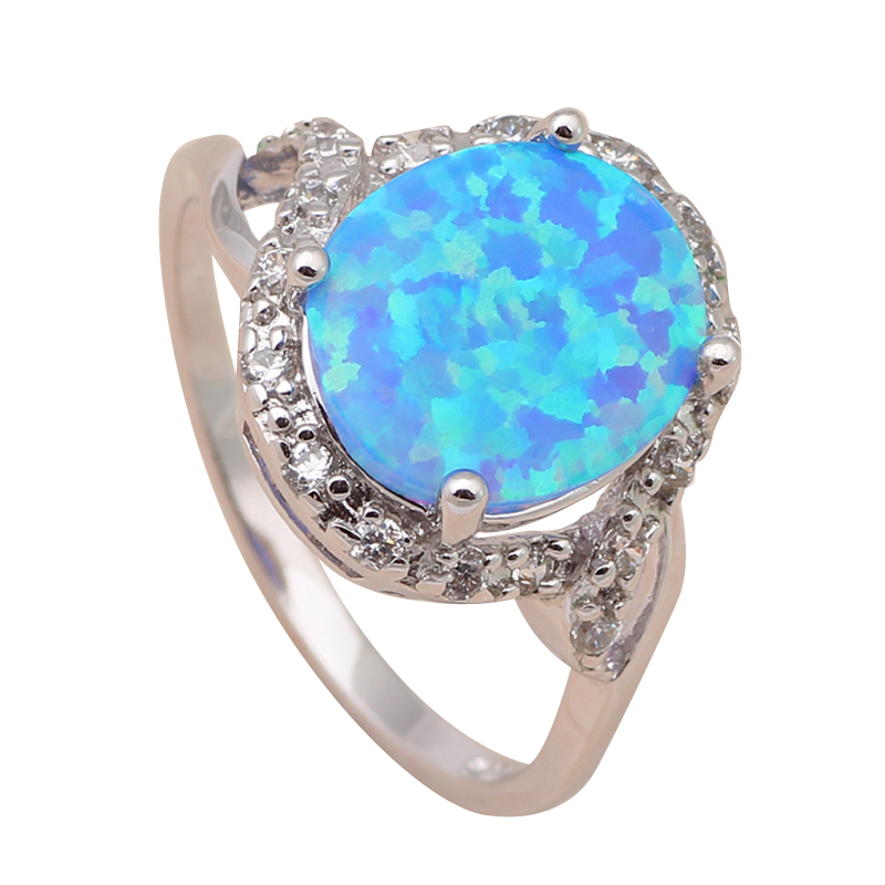 Buy delicate rare style design blue fire for Jewelry stores in usa