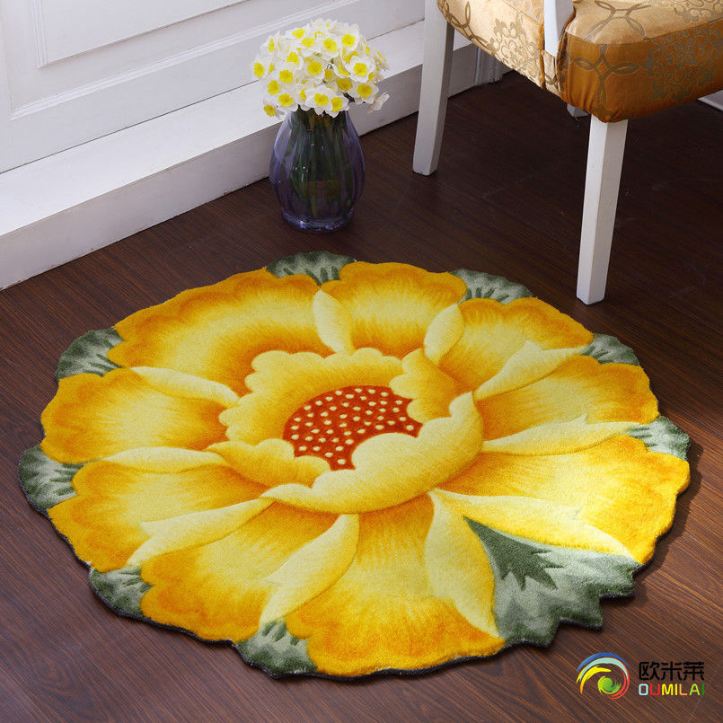 Cirkel tapijt woonkamer salontafel matten kussen computer kussen bed ...