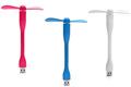 Universal Flexible Mini USB Fan Portable USB Desk Fan Cooler Cooling Fan PC Fan For Power