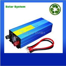 Buy Przetwornik mocy 2500W Pure sine wave inverter 2500W 110/220V 12/24VDC,PV Solar Inverter, Power inverter, Car Inverter Converter for $255.76 in AliExpress store
