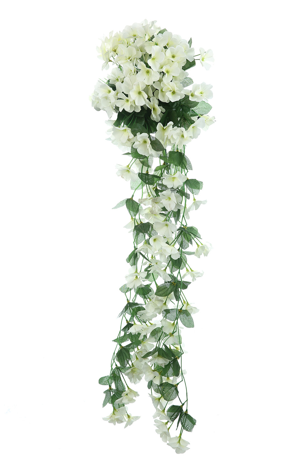2018 Vine Flowers Artificial Flowers Hanging Artificial Silk For