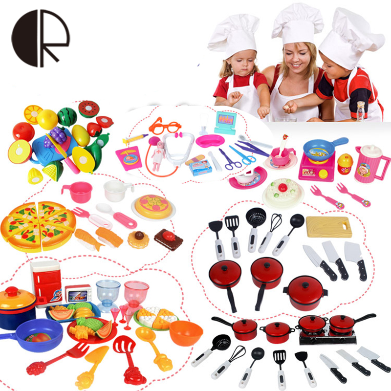 Online get cheap play kitchen set for Cheap childrens kitchen sets