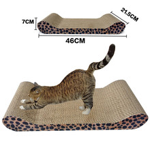 1PC New Cat Kitten Pet Scratcher Board With Catnip Sofa Scratcher Bed Lounge Toy s062-C Free Shipping (China (Mainland))