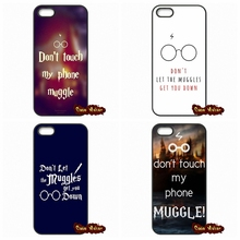 Harry Potter Don't Let Muggles Cover Case Samsung Galaxy 2015 2016 J1 J2 J3 J5 J7 A3 A5 A7 A8 A9 Pro - The End Phone Cases store