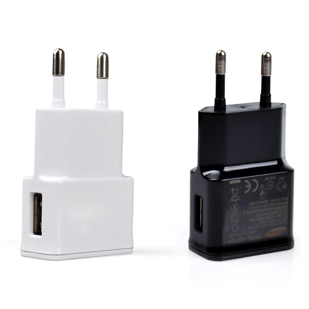 Universal EU Plug USB Plug 5V 1A Charger,Home Travel Converter Adapter Adaptor For Samsung S4 I9500/Galaxy S3 I9300 Note2 N7100(China (Mainland))