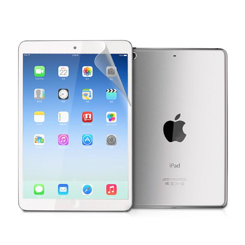 2pcs/lot For Apple iPad Mini 4 Clear Soft Screen Protector Front LCD Screen Guard Protective Film For iPad Mini4(China (Mainland))