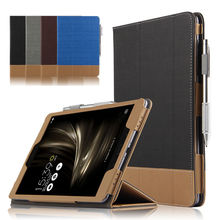 Case For ASUS ZenPad 3S 10 Z500KL Protective Smart cover Leather Tablet For ASUS ZenPad Z10 ZT500KL 9.7 inch PU Protector Sleeve(China (Mainland))