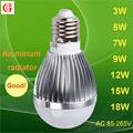 SMD5730 E27 E14 E40 LED light bulbs 3W 7W 9W 12W 15W 18W LED Bulb Led