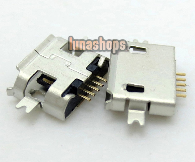 U034 Repair Parts Micro USB Data charger port Adapter For Android Tablet Mobile LN003772