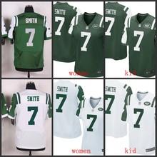 2016 wholesale free shipping 100% Elite men women kid youth New York Jets 7 Geno Smith,camouflage(China (Mainland))