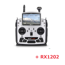 Original Walkera DEVO F12E transmitter With RX1202 receiver 5.8 GHz 12 Channel Transmitter with 5″ LCD Display