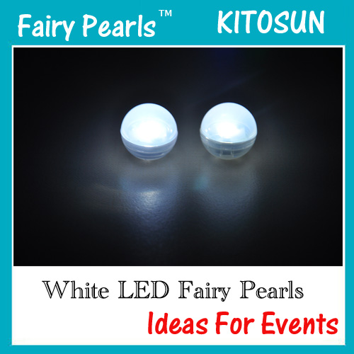Wholesale (180 pieces/lot) White Color Magical LED Berries! Floating Mini LED Ball Wedding Party Decoration Lights For Xmas(China (Mainland))