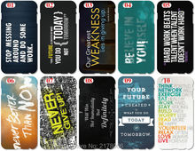 2016 Painting Motivation Quotes Phone Cover iphone 5 5S SE 5C 6 6S Samsung Galaxy A3 A5 A7 A8 E5 E7 J1 J2 J3 J5 J7 Case - Custom and Retail Store store