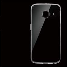 Ultra Thin Transparent Clear TPU Case For Samsung Galaxy Star Plus S7262 Crystal Back Protect Rubber Silicone Mobile Phone Case