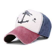 Cool!! New Branded Sports Baseball Cap Unisex Baseball Hat For Man Distressed Wearing Style Outdoor Sun Hat Baseball cap(China (Mainland))