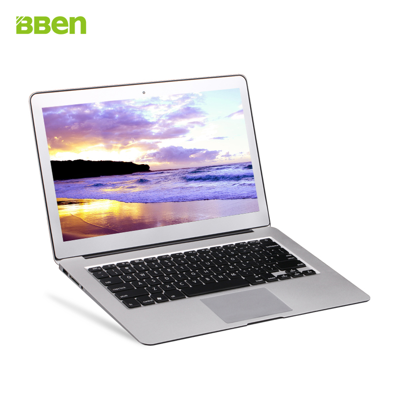 Bben Netbook Windows10 1920X1080 full HD dual Core I7 2GB RAM+512GB SSD Fast Running laptop computer Notebook 13.3