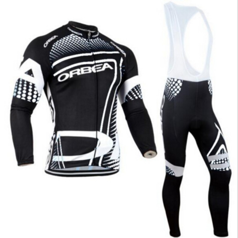 2016 Team ORBEA Long Ropa Ciclismo Cycling Jerseys/Autumn Mountian Bicycle Clothing/MTB Bike Clothes For Man(China (Mainland))