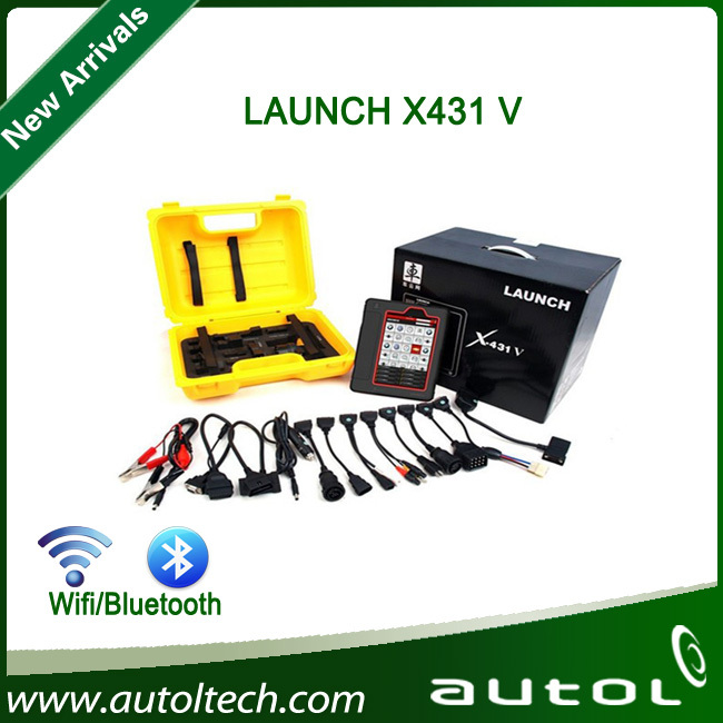 Professional Launch X431 V china supplier 2013 New arrival with factory price 100% original one click update online(China (Mainland))