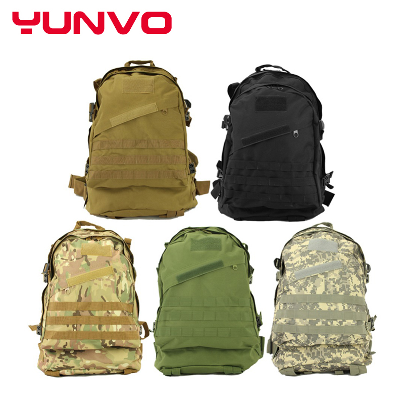 Men Travel Bags Molle 3d Military Tactical Backpack Rucksack Camping Hiking Trekking 40l Outdoor Sports Backpacks Climbing Bags<br><br>Aliexpress