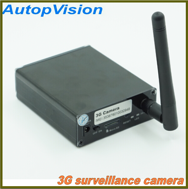 2PCS DHL Free Shipping 3G Video Box Server Camera Recorder+3g Camera With 3g Sim Card Outdoor Wireless(China (Mainland))