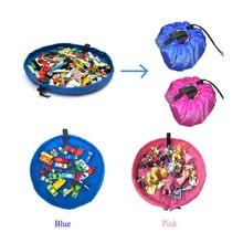 Children toy storage bag