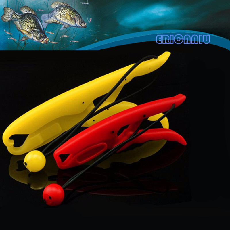 Buy 120g 48g red yellow hand united for Best fish gripper