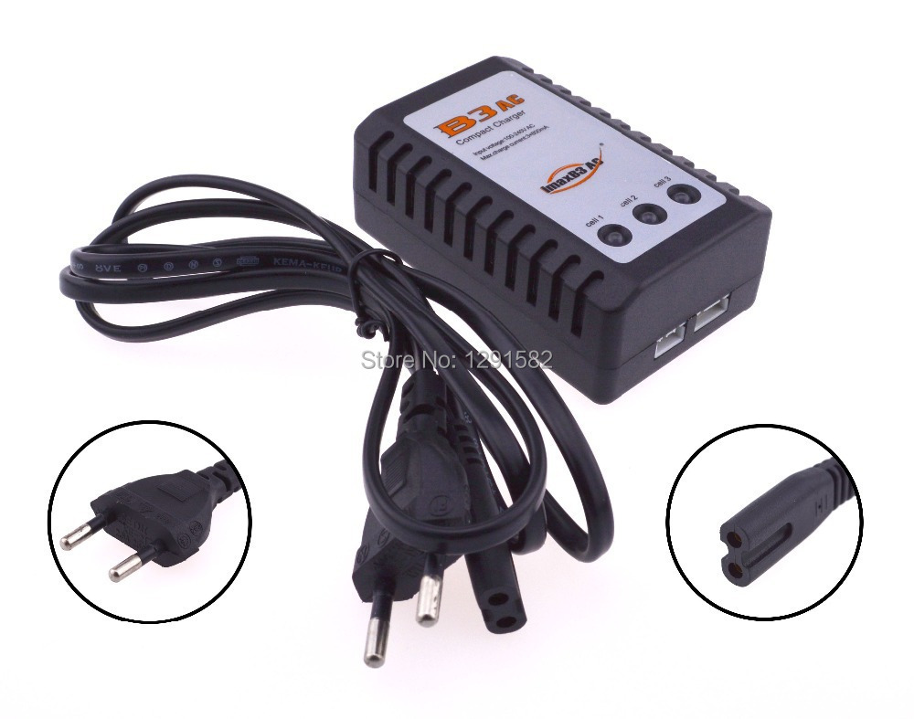 Imax B3 7.4v 11.1v Li-polymer Lipo Battery Charger 2s 3s Cells For RC LiPo AEG Airsoft For RC Hobby(China (Mainland))