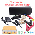 Super Capacity 800A Current Car Jump Starter 2USB Power Bank Emergency Start All 12V Diesel Gasoline