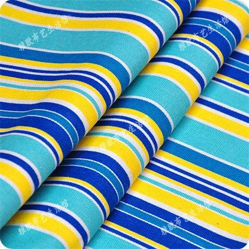 Canvas cloth fabric sofa cotton printing slipcover curtains DIY manual  290 #