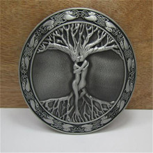 Lover's tree buckles mens designer belt buckles metal for jeans ( women dress, women pants, skirt, girls clothes, Kid clothes )
