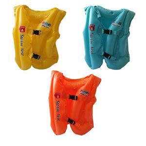 S M L Size Summer Children Life Vest Wear-resistant Inflatable Kids Life Jacket Outdoor Water Sports Kids Swimming Vest(China (Mainland))