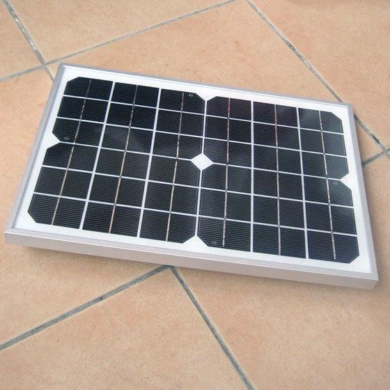Панель солнечных батарей 10W  SW-10W панель солнечных батарей jk 6 3 5w usb aba47