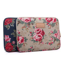 Buy New For MacBook Air Pro 13 15'' Laptop Bag Case Apricot Peony Pattern Laptop Sleeve Notebook Ultrabook Carry Bag Cover Pouch for $10.93 in AliExpress store