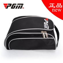 Pgm golf shoe bag breathable shoe bag large capacity portable general quality(China (Mainland))