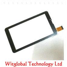 "New touch screen panel Digitizer Glass Sensor For 7"" Digma Optima 7.77 3G TT7078MG / Optima E7.1 3G TT7071MG Free Shipping(China (Mainland))"