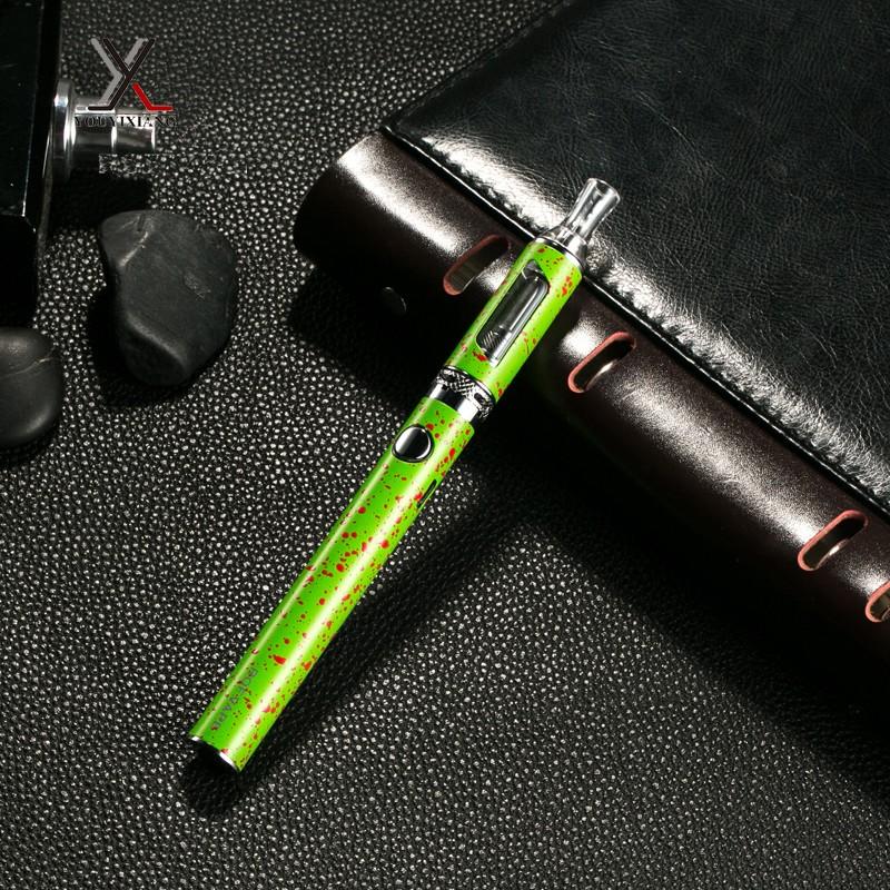 ถูก 100%เดิมROFVAPEบุหรี่อิเล็กทรอนิกส์1100มิลลิแอมป์ชั่วโมงECigaretteเครื่องฉีดน้ำความต้านทานต่ำLED I Ndicatorอิเล็กทรอนิกส์มอระกู่ปากกาVape