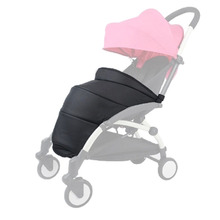 Pram Yuyu/Yuya Baby Stroller Accessories Buggiest Foot Cover Baby Carriages Socks Cotton Pad Warm And Windproof Hood Winter
